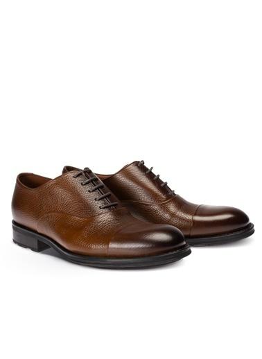 Deery Ayakkabı Hakiki Deri Taba